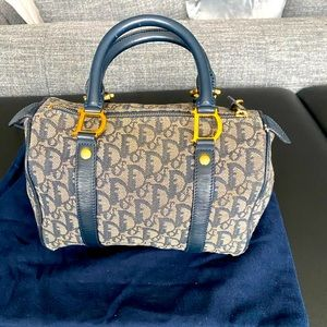 Christian Dior Boston Bag